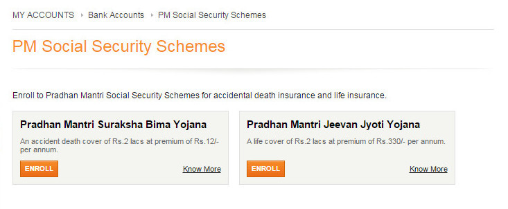 ICICI INR 12 Accidental Insurance